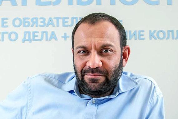 Председатель правления «Связного банка» Евгений Давыдович