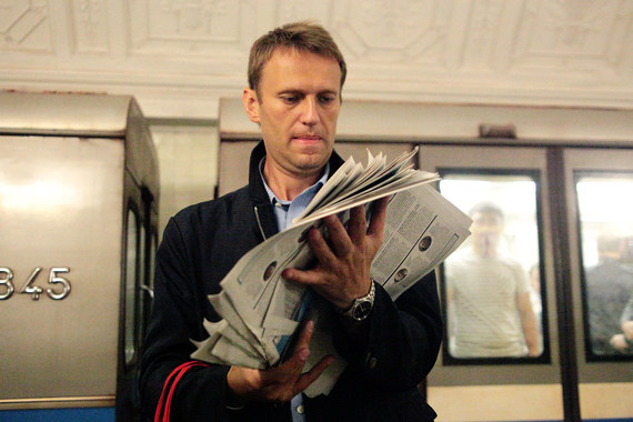 Навальный просит сделать соответчиками «Ведомости» и еще шесть СМИ
