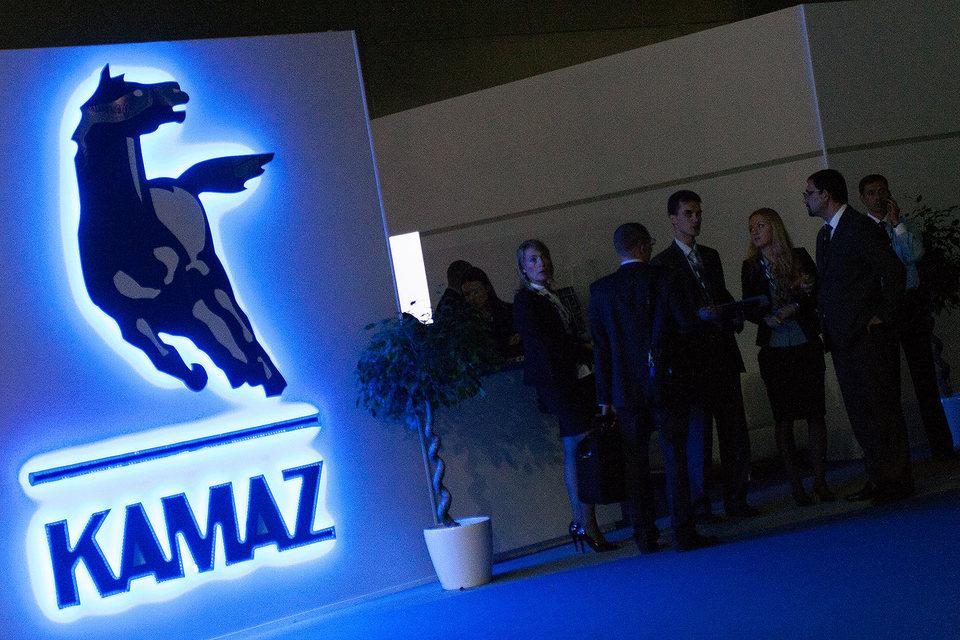 Государство поддержит проект выпуска беспилотных «Камазов»