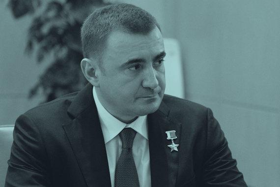 Генерал Алексей Дюмин