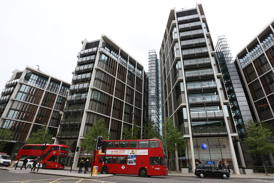 Не на все дорогие дома и квартиры в центре Лондона могут найтись покупатели