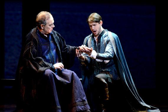 Ферруччо Фурланетто (слева) – актер, каких больше не делают