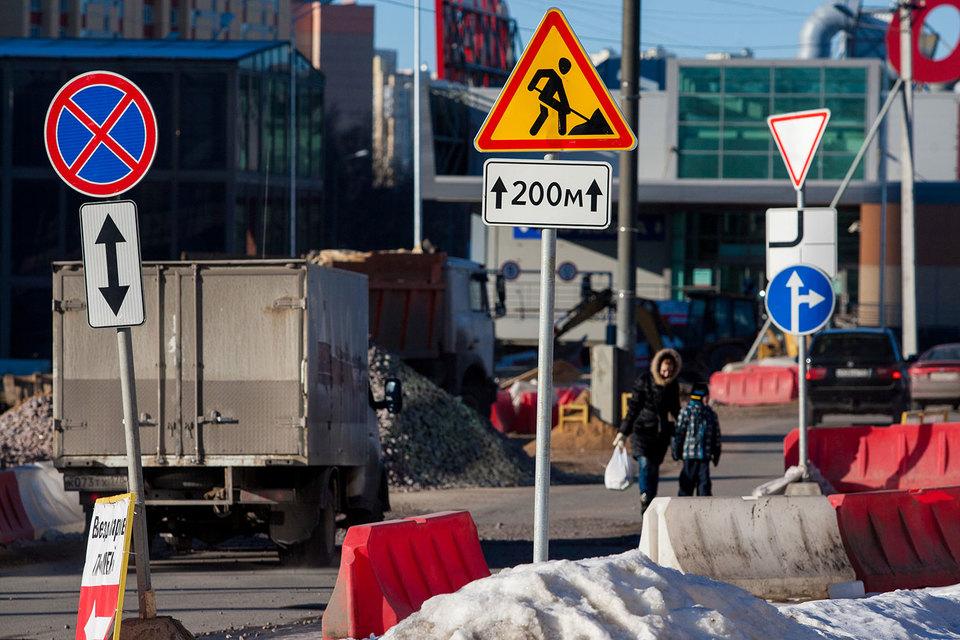 УФАС по Петербургу отменило протоколы вскрытия пяти конкурсов на ремонт дорог за 1,6 млрд руб.