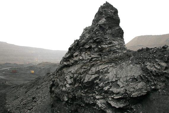 Сама компания добывать уголь не будет