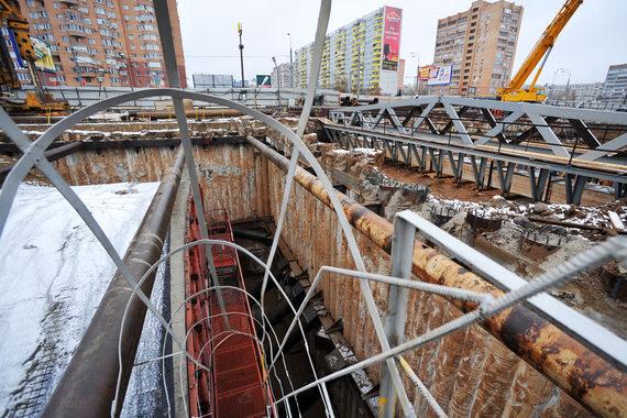 Через 7–8 лет в Новокосине может появиться новый микрорайон «Мегаполис»