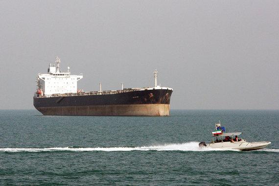 Иранские танкеры готовы доставить нефть в Европу