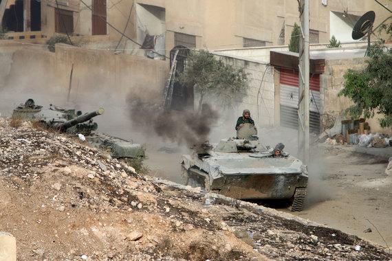 Заявление Асада о том, что оппозиционеры из этого списка – террористы и он собирается освободить всю Сирию, являются точкой отсчета для дальнейших действий, считает аналитик
