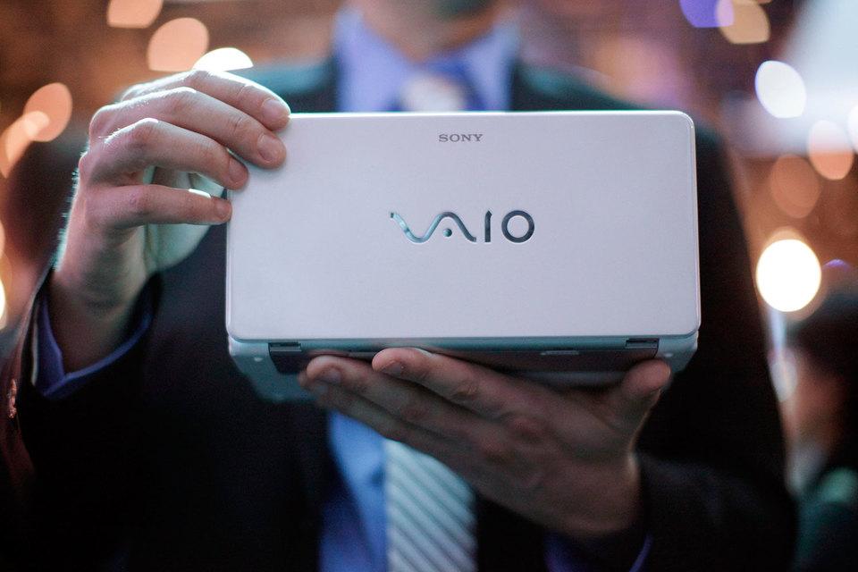 Корпорация Vaio ведет переговоры о слиянии с двумя другими японскими производителями ПК – Toshiba и Fujitsu