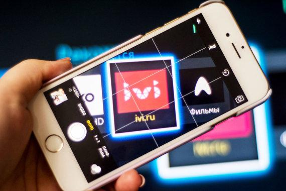 Онлайн-кинотеатр Ivi был запущен Тумановым в 2010 г.