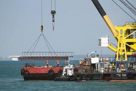 Мост в Крым подешевел на 680 млн руб.