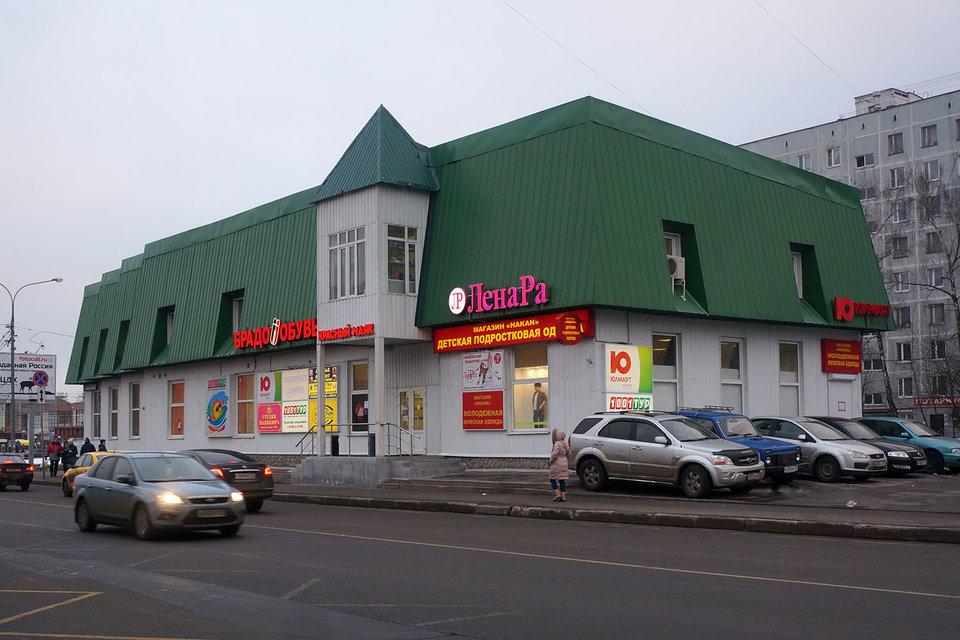 Московские власти исключили из списка построек под снос один объект