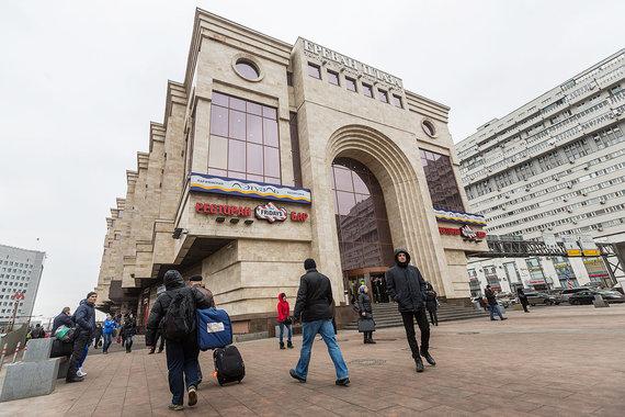 Пока самый известный проект группы «Стинком» – ТЦ «Ереван плаза» на Тульской