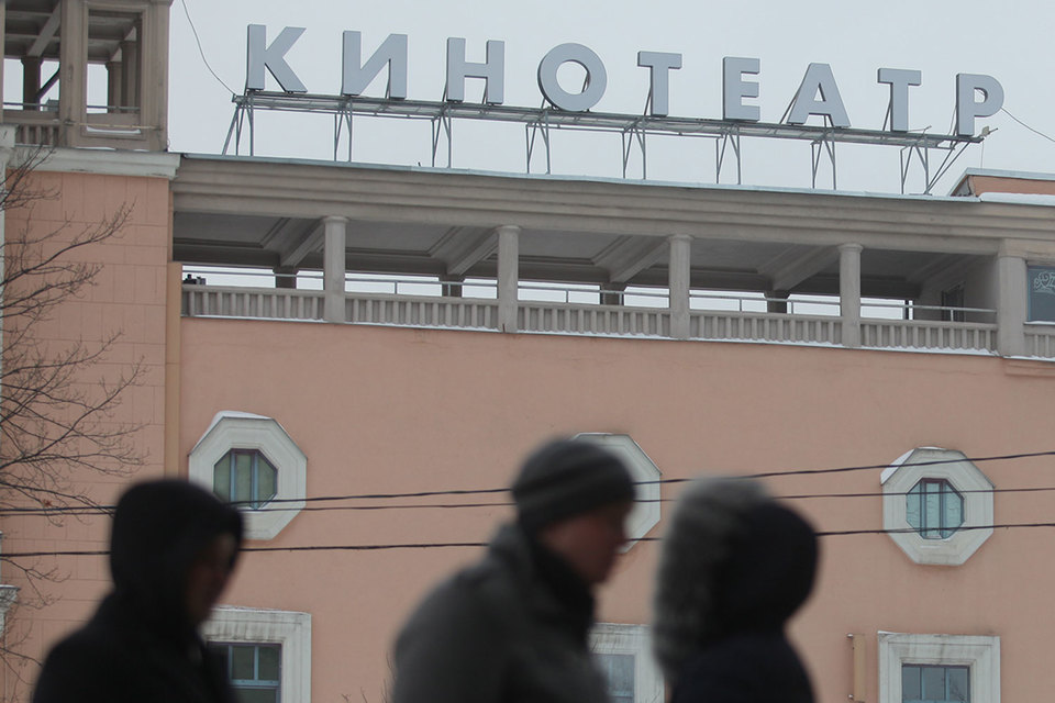 Многие старые кинотеатры – памятники советского модернизма
