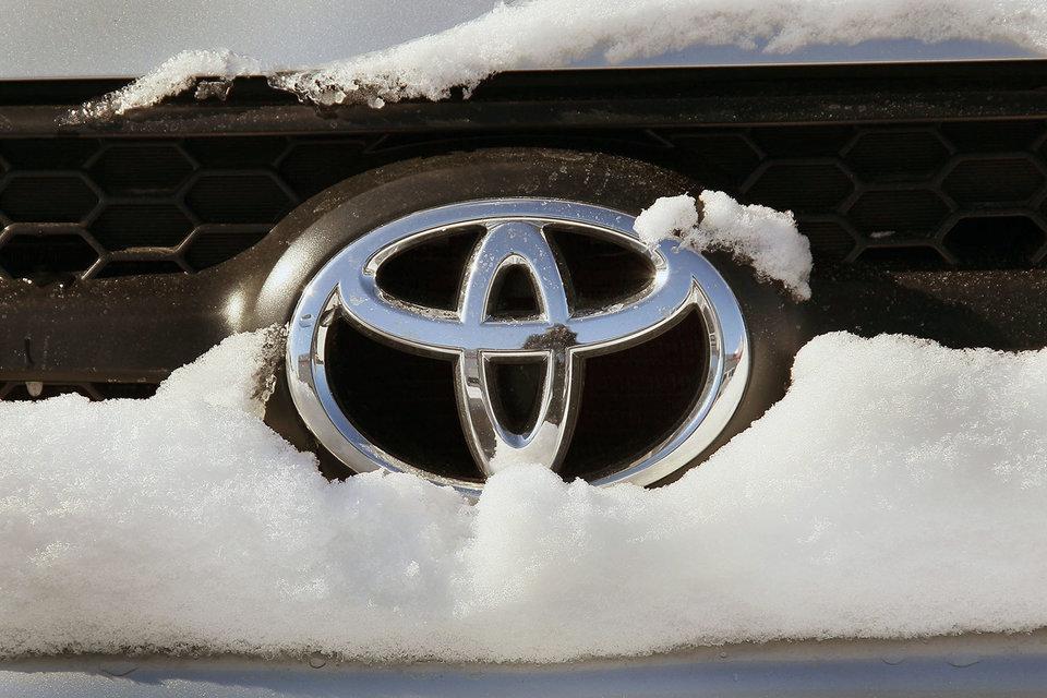 На Россию придется почти 5% машин Toyota, отзываемых компанией по всему миру
