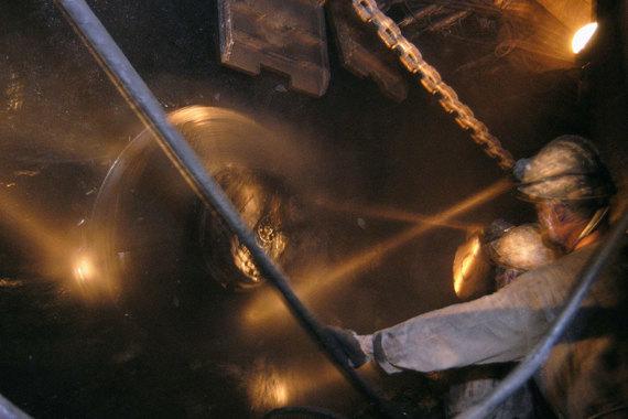 На шахте «Воркутаугля» произошла авария
