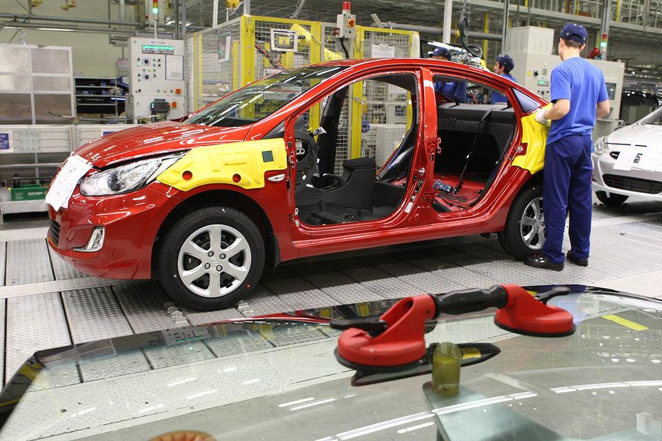 Hyundai прекратит собирать на своем заводе в Петербурге хетчбэк Solaris