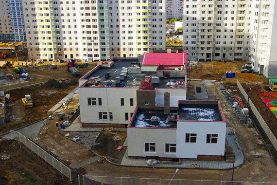 Один из крупнейших застройщиков Московского региона – RDI Group владеет 6800 га