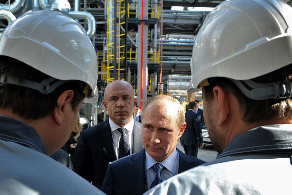 Точной повестки встречи Путина с нефтяниками нет