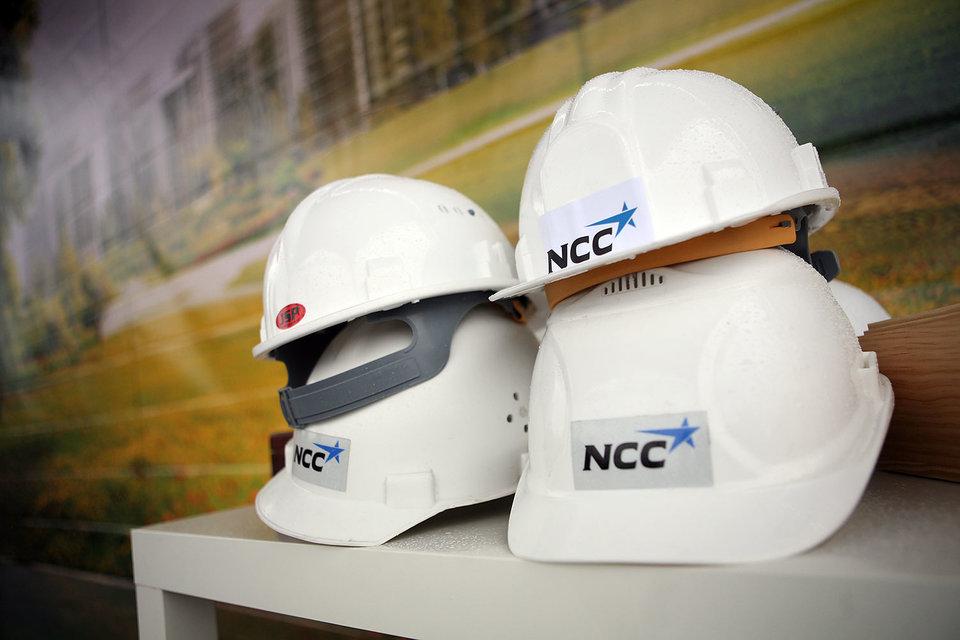NCC работает в Норвегии, Дании, Германии, Эстонии, Латвии и Финляндии, в России она представлена в Петербурге и Ленинградской области