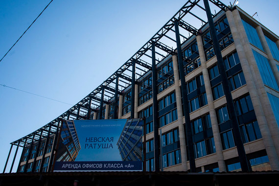 Городская администрация обязалась выкупить 115000 кв. м офисных площадей