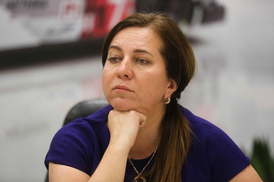 Генеральный директор компании «Рольф» Татьяна Луковецкая