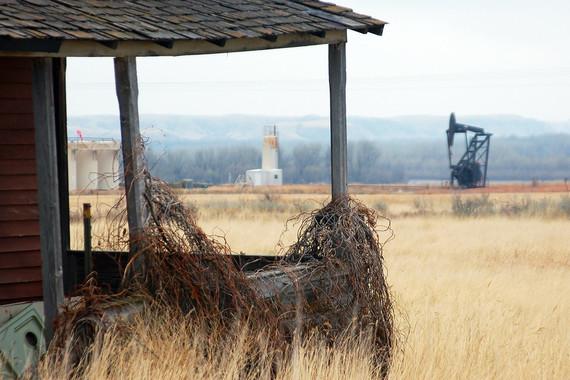 Некоторые производители сланцевой нефти в США начали частично останавливать добычу