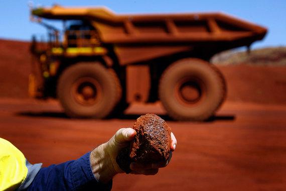 Железная руда с содержанием железа 62% подорожала в понедельник на 19% - до $63,79 за т