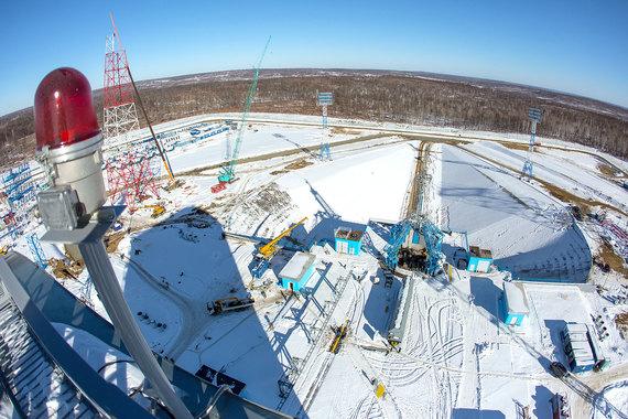 Деньги выделены на привлечение 510 сотрудников для 10 проектов, например, для космодрома Восточный