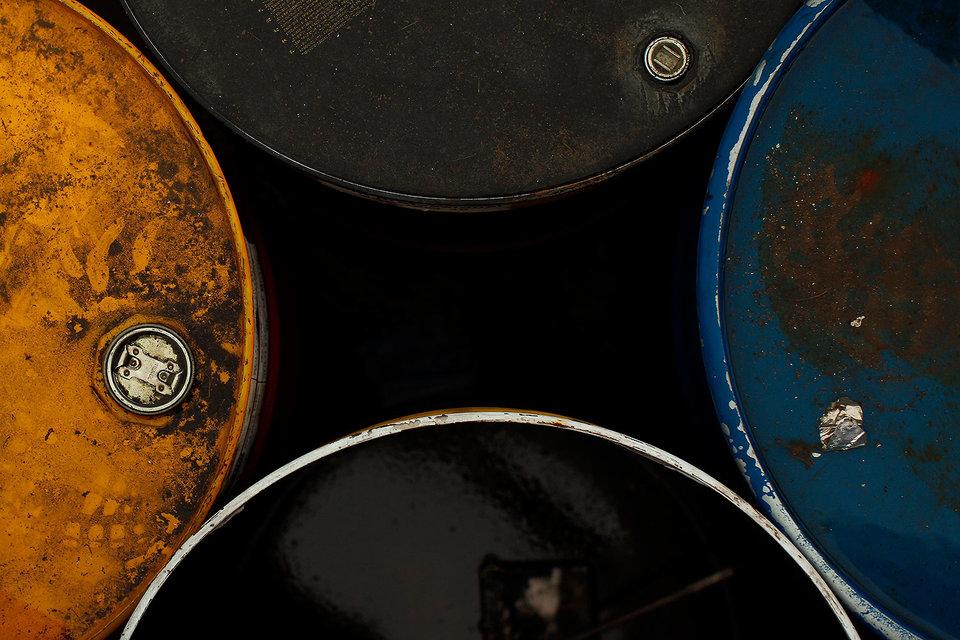 Стоимость майских фьючерсов на нефть марки Brent превышает $40 за баррель