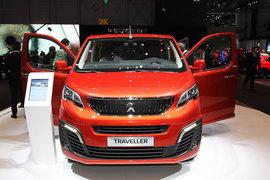 Peugeot Traveller — одна из новинок автосалона в Женеве