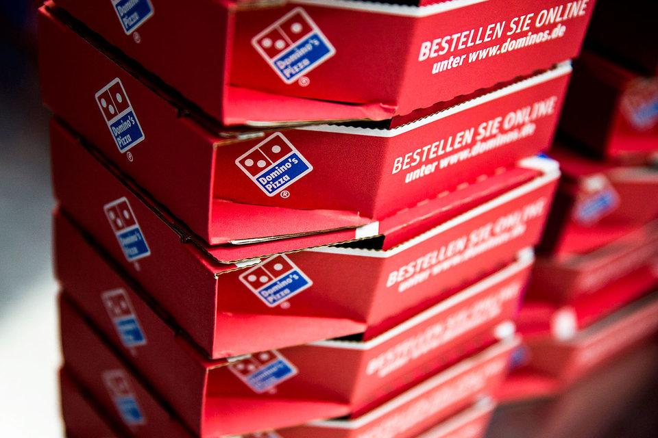 Domino's Pizza начала предлагать франшизу в России
