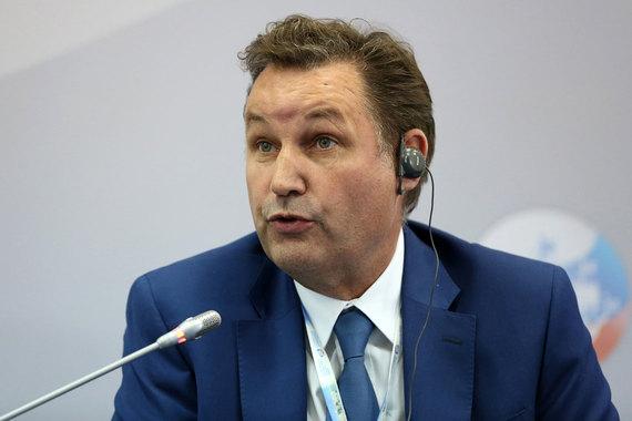 Уходящий в отставку президент «АвтоВАЗа» Бу Андерссон
