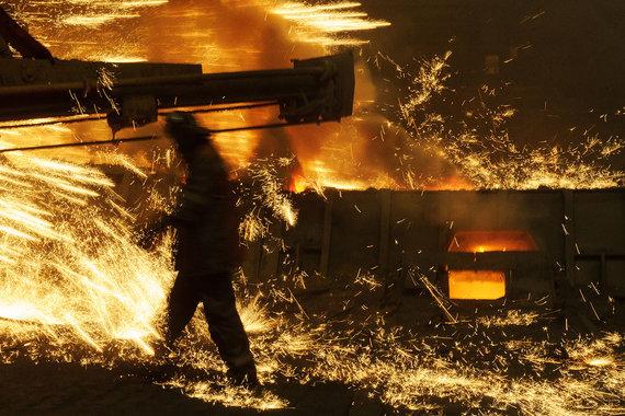 Evraz получил $719 млн убытка за 2015 год