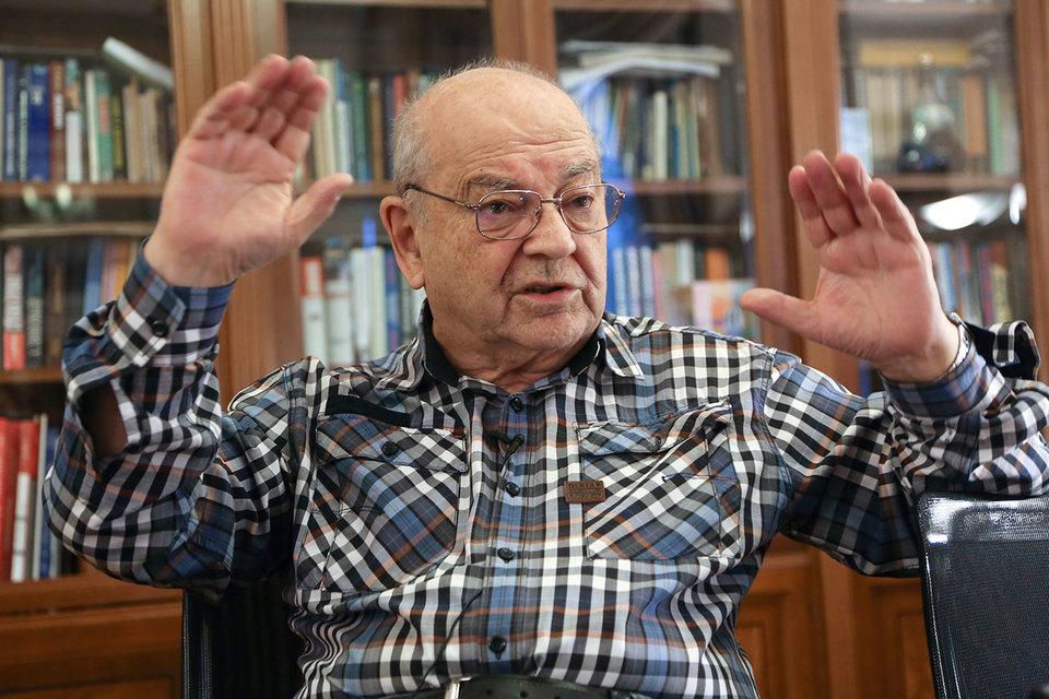 Основатель «Вымпелкома» и фонда «Династия» Дмитрий Зимин