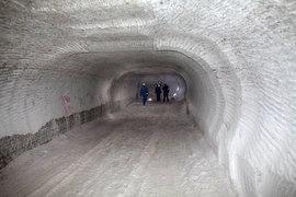 После запрета на ввоз соли с Украины Тыретский рудник стал вторым  поставщиком соли на российский рынок