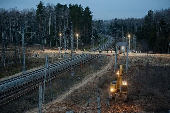 РЖД решила не отказываться от проектов организации высокоскоростного движения в России, которая предусматривает строительство высокоскоростных магистралей