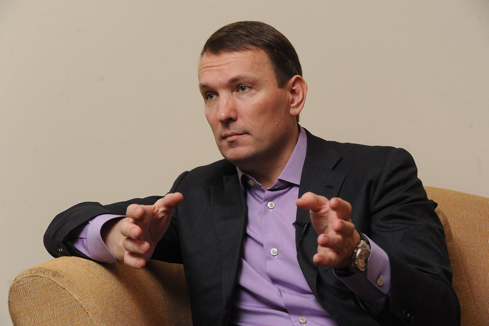 Председатель совета директоров «Юлмарта» Дмитрий Костыгин