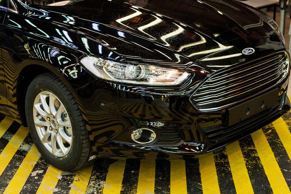 Поставки Ford в Казахстан продолжаются