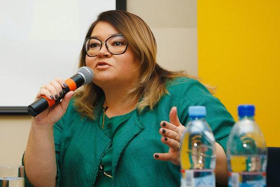 Гендиректор СТС Эльмира Махмутова ушла из компании