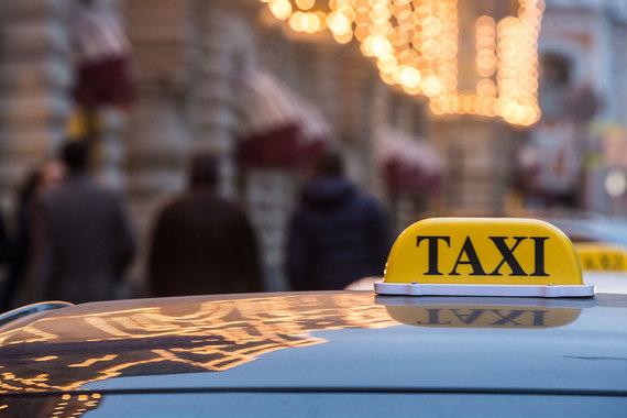 Теневой рынок такси оценили в 116 млрд рублей
