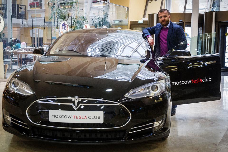История о заводе Tesla во Фримонте и создании авто на электрической тяге изменила жизнь Алексея Еремчука