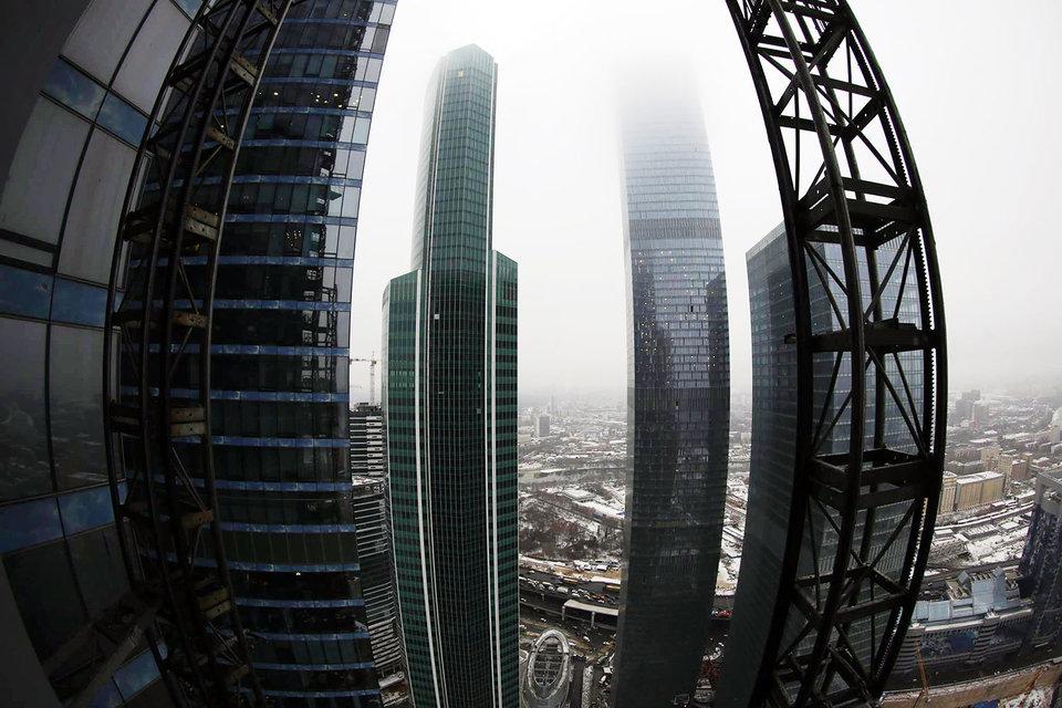 ВТБ купил еще не все башни в «Москва-сити»