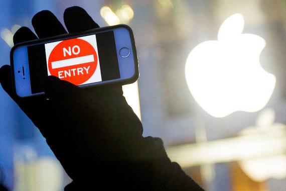 """Apple напомнила, что с самого начала возражала против требования ФБР создать """"отмычку"""" к запароленным данным на iPhone"""