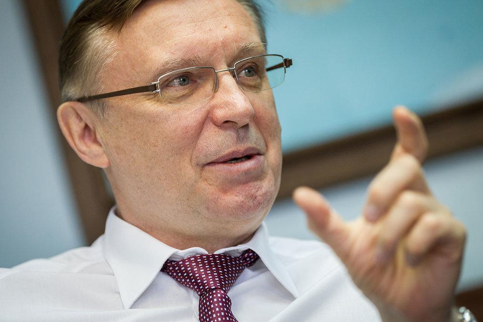 Генеральный директор «Камаза» Сергей Когогин