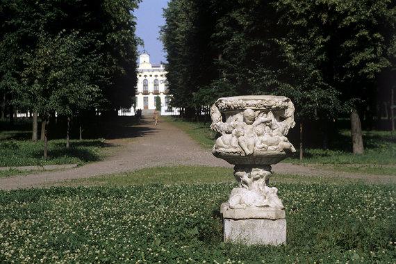 Парк Тимирязевской сельхозакадемии