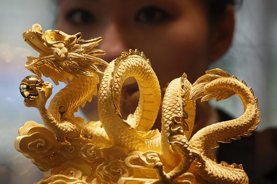 Китайские золотодобытчики выходят на международный уровень
