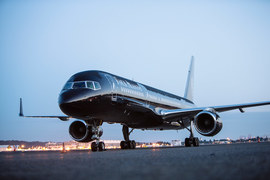 На лайнере Four Seasons Private Jet можно путешествовать по пяти разным маршрутам