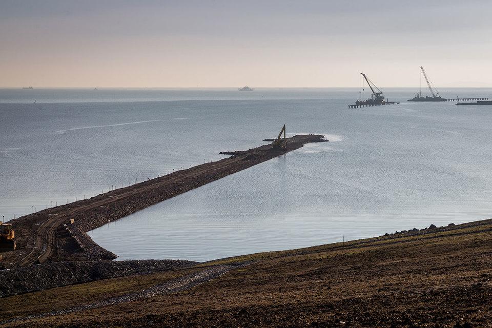 Крупнейшие страховщики не готовы брать на себя риски строительства Керченского моста