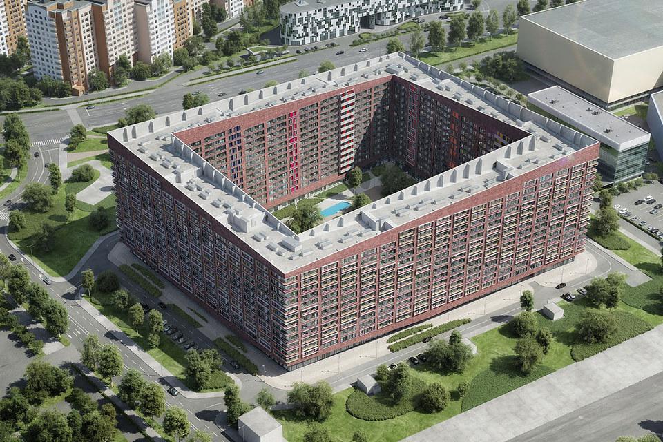 АИЖК приобретет в московском проекте «Интеко» 295 апартаментов
