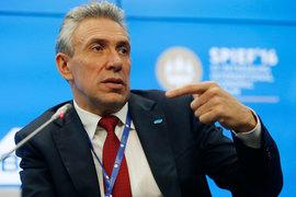 Новый председатель Внешэкономбанка Сергей Горьков